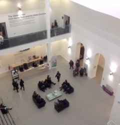 The Welcome Zone, Ulster Museum
