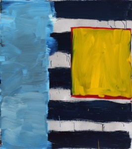Sean Scully (b.1945) Window One, 2014 Private Collection © Sean Scully Photographer: Robert Bean
