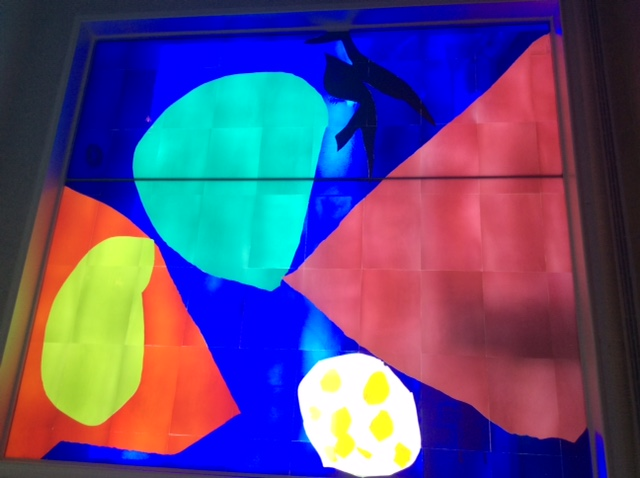 Patrick Heron's Window for Tate St Ives