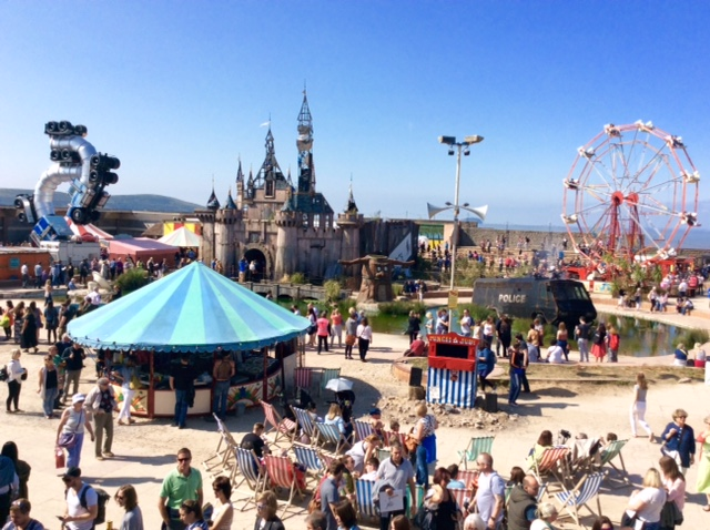 Dismaland - A day-out to remember