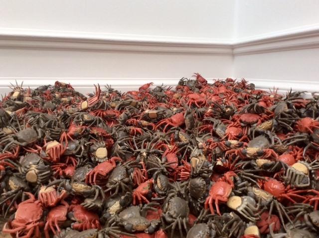 Ai Weiwei's He Xie 2011