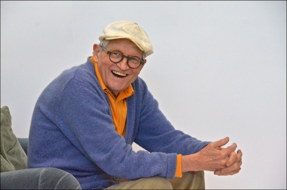 David Hockney turns 80 this year. Photo: Jean-Pierre Gonzales de Lima
