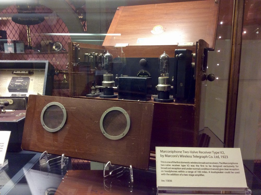 From the Marconi Collection