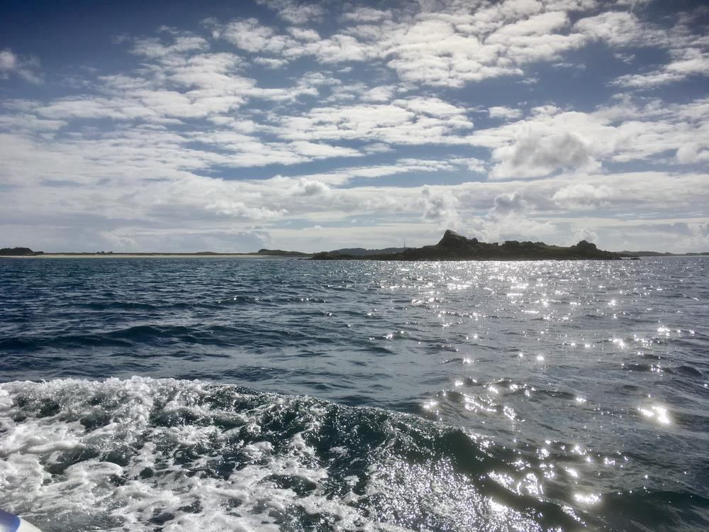 Cruising, Isles of Scilly