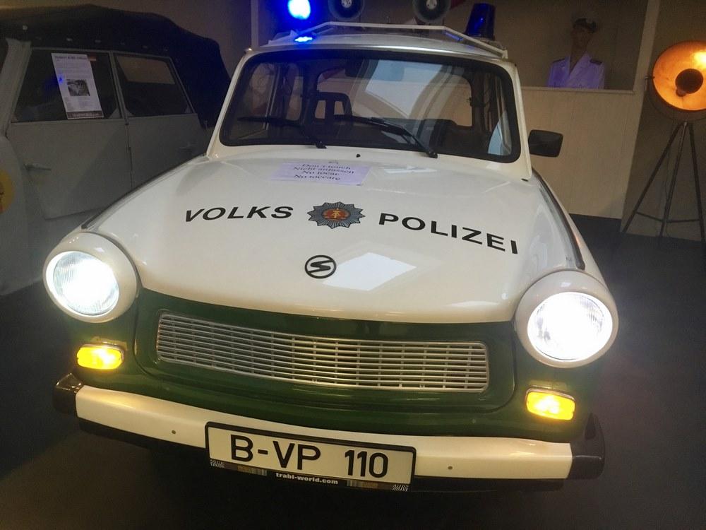 Police Trabi