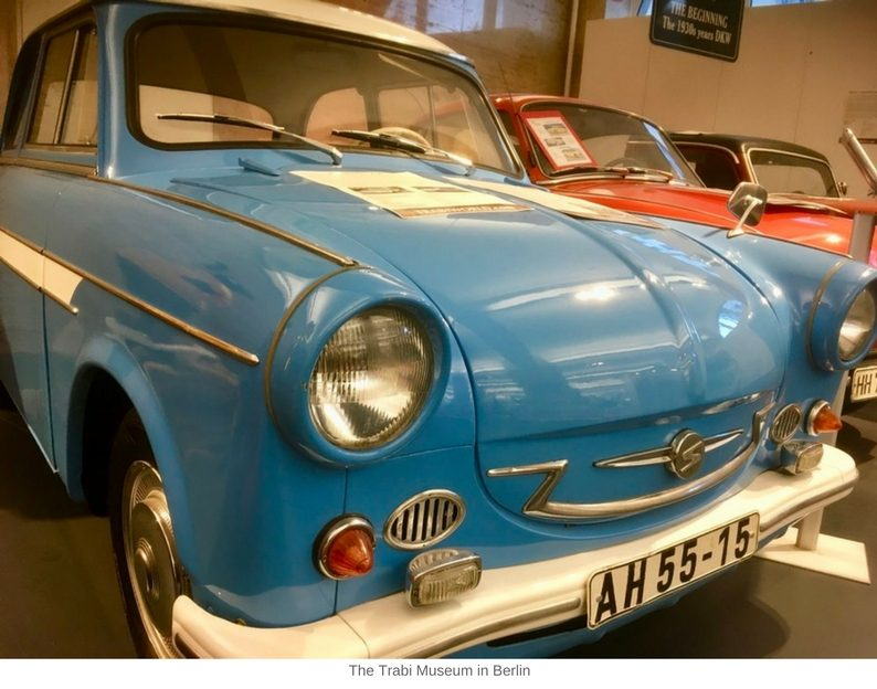 The Trabi Museum in Berlin