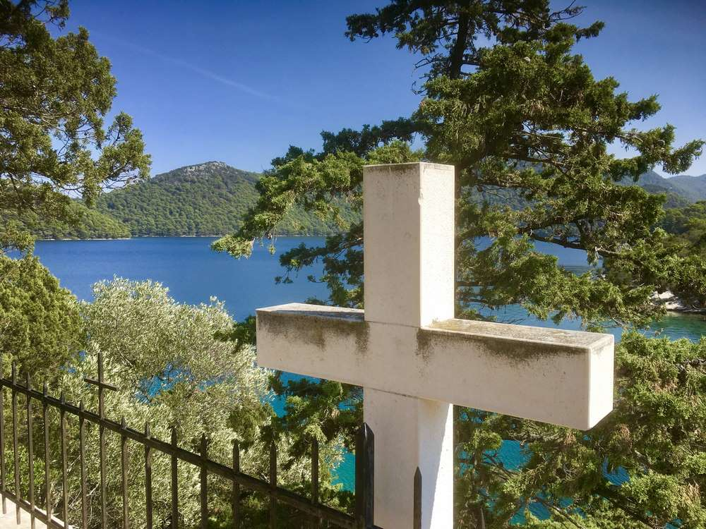 Heavenly views on Mljet