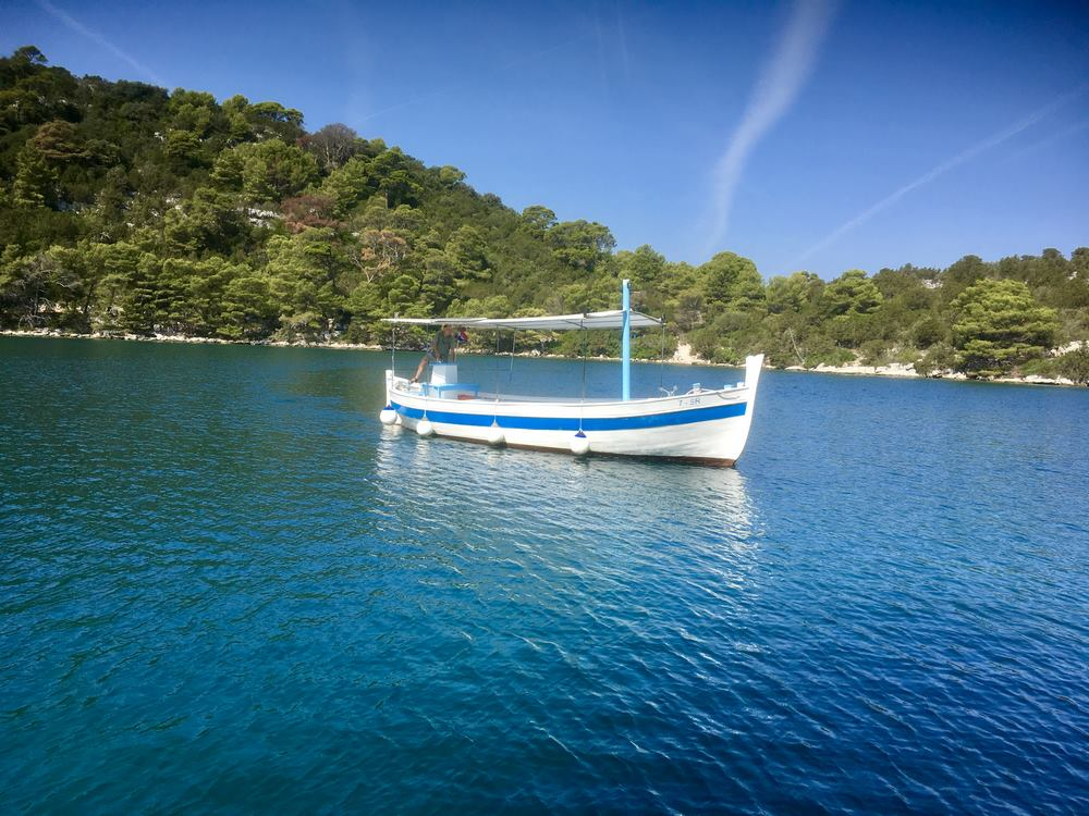 Rush hour, Mljet